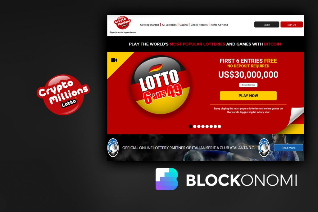Crypto Millions Lotto Review: A Breakdown of The World's Largest BTC Lottery Site
